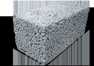 Полнотелый блок керамзитобетон подача керамзитобетон
